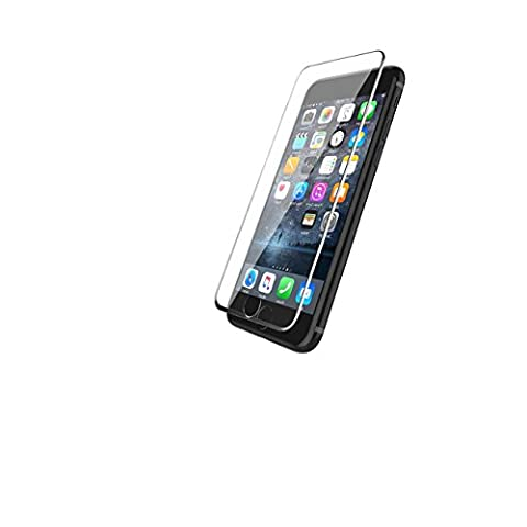 towiblue Panzerglasfolie 3D Full Cover iPhone 6 6S Glas Folie