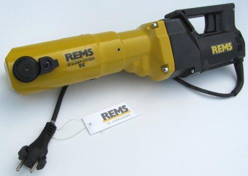 Preisvergleich Produktbild REMS Pressmaschine Power Press SE Nr. 572101 Presszange Sanitär Nachfolger E