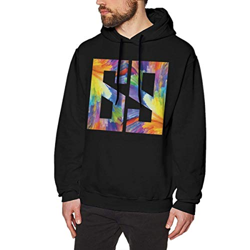 WSND Free Tekashi 6ix9ine Stoopid Dummy Boy Mens Long Sleeve Sweatshirts Man's Hoodies Black Star Zip Youth Sweatshirt