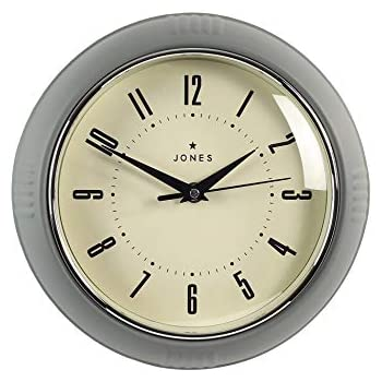 19cm x 19cm Wall Clock Helicopters