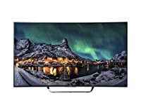 Sony 65S8005C 3D Curved screen 4K 800 Hz, Wi-Fi and NFC) - Black