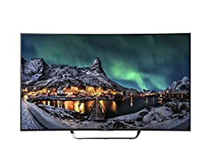 Sony 65S8005C 3D Curved screen 4K 65 inch Ultra HD TV (Android TV, 4K Processor, 4K X-Reality Pro, Motionflow XR 800 Hz, Wi-Fi and NFC) - Black