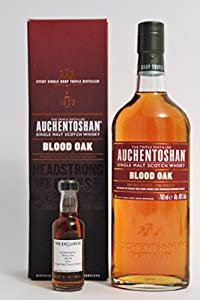 Auchentoshan - Blood Oak - 46.0% - *50ml Sample* from Auchentoshan