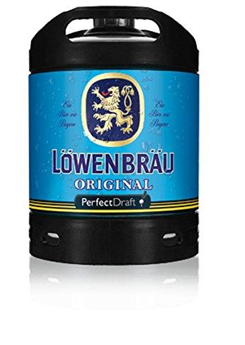 LöwenbräuPerfectDraft1 x 6 l inc. 5.00€ MEHRWEG Pfand Fass