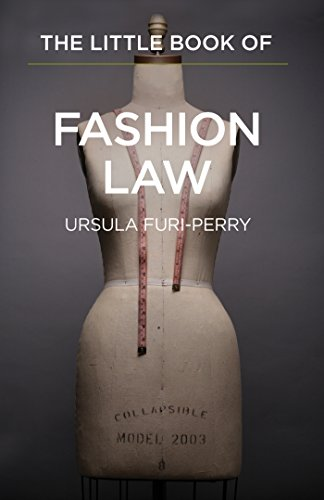 The Little Book of Fashion Law (ABA Little Books Series) (English Edition)