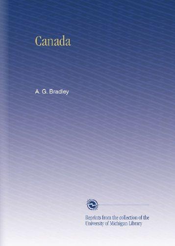 Canada PDF Books