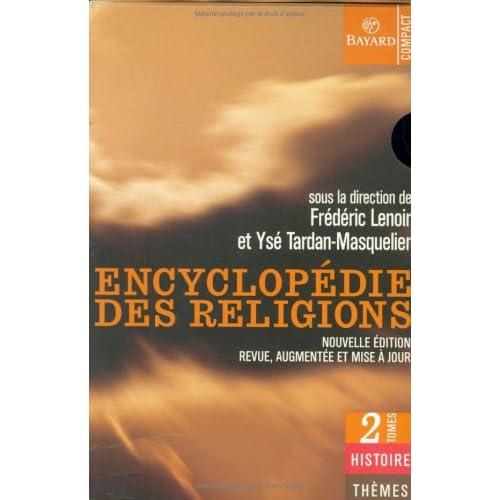 Encyclopédie des religions, coffret 2 volumes, nouvelle édition revue et augmentée