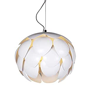 Lampe XELA -suspensión--Blanc-Unique