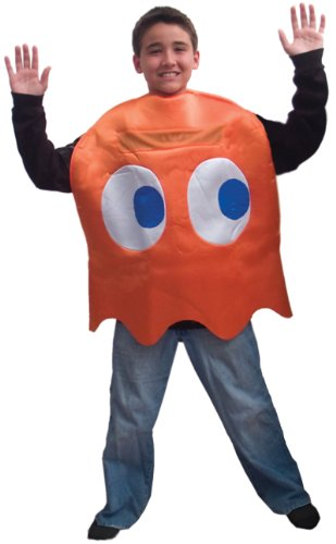 (Pac-Man Clyde Deluxe Child Costume Pac-Man Clyde Deluxe Child Costume Halloween Size: One Size Fits Most Kids (japan import))