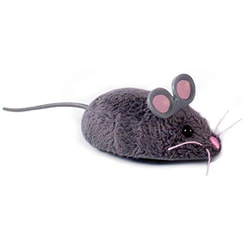 elektronisches katzenspielzeug HEXBUG 503502 - Mouse Cat Toy grau, Elektronisches Spielzeug