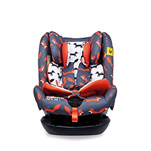 Cosatto CT4241 All in All + Group 0+123 Car Seat Mister Fox 8.9 kg   11