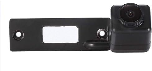 Auto Nachtsicht Rückfahrkamera Einparkkamera Kamera Einparkhilfe Farbkamera Rückfahrsystem Einparkkamera Wasserdicht für Volkswagen VW Touran Passat Jetta Caddy Golf Plus Multivan T5 Transporter Skoda Superb (Modell 1 Rechter Winkel = 02298)