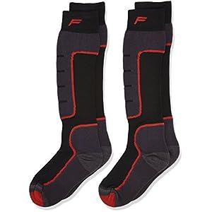 F Lite Kinder Ski Sa 100 Kids Double Socken