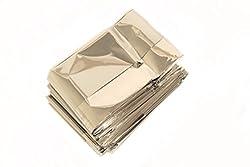 Qualicare Products Emergency Foil Blanket (140cm X 204cm)