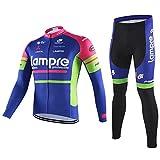 MPOM Herbst Winter Radanzug Set Wear Erwachsene Outdoor Biking Schnell trocknend Sonnenschutzbekleidung Atmungsaktive Reitausrüstung Herren Damen