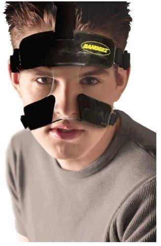 Polycarbonat-guard (Bangers HS-1500 Polycarbonate Nose Guard Face Shield by Bangerz by Bangerz)