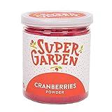 Supergarden gefriergetrocknetes Superpulver (Cranberry pulver)