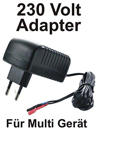 Landkaufhaus Mayer Weidezaungerät Multi 9V/12V/230V Adapter für 230V Betrieb
