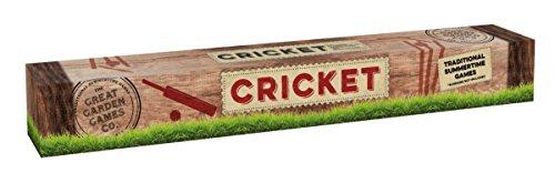 Professor PUZZLE GG1655 - Juego de críquet