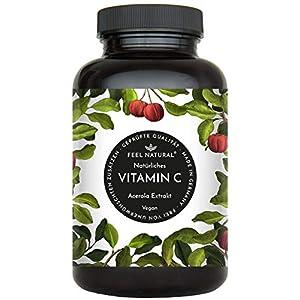 Vitamin C Acerola Feel natural hochdosiert