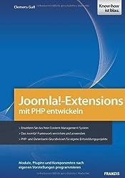 Joomla!-Extensions mit PHP entwickeln