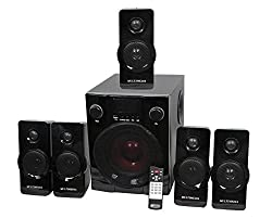 Barry John 5.1 Home Theater 31000W with FM,Bluetooth,USB and Aux