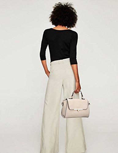 NICOLE&DORIS Neue Mode Damen Handtaschen Umhängetasche Tasche Crossbody Klein Tasche PU Beige Beige