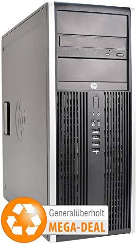 hp Compaq 8200 Elite CMT, Core i5, 8 GB, 500 GB HDD (generalüberholt)