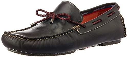 Hush Puppies Men's Brown Leather Loafers And Mocassins – 8 UK/India (42 EU)(8544992) 41 2BOlKDoeiL