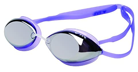 Tyr tracer female racing metallized goggle