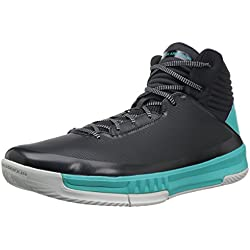 Under Armour UA Lockdown 2, Zapatos de Baloncesto para Hombre, Negro (Anthracite), 42 EU