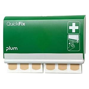 Plum 5501 QuickFix Pflasterspender mit 90 wasserfesten Pflastern