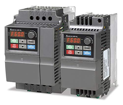 Gowe Delta AC Motor Drive Inverter Vfd variable Drive vfd015el43a vfd-el Serie 2-PS-3Phase 380V 1500W -