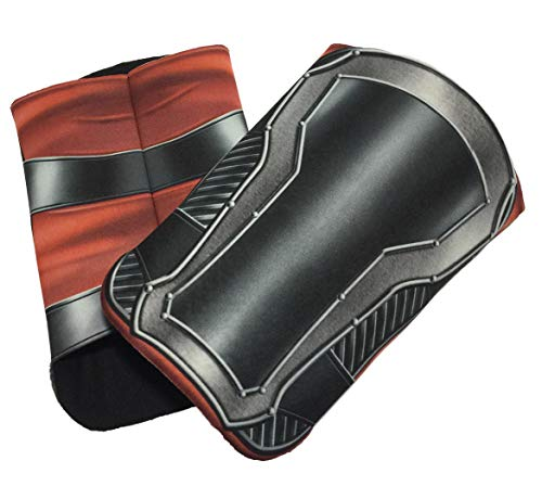 Kostüm Of Thor Ultron Age - Avengers 2 Thor Costume Gauntlets Adult One Size