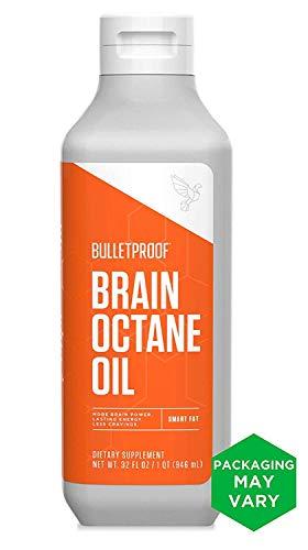 bulletproof upgraded octane oil 946ml 32 fl oz (formerly Brain Octane) by BulletProof