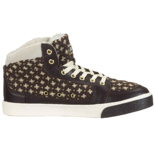 Skechers FASHION ATHLETIC - Street-Smarts - Duffy 23510, Damen Sneaker Braun (Chnt)
