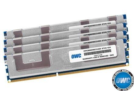 OWC DIMM 16 GB DDR3-1066 ECC DR Quad-Kit Arbeitsspeicher - Ecc Ddr3 Sdram 240 Pin