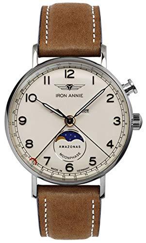 Junkers Armbanduhr 5976-5 Herrenuhr