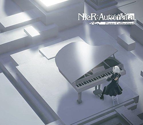 Preisvergleich Produktbild Nier: Automata (Piano Collections) (Original Soundtrack)