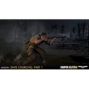 Sniper Elite 3 – Save Churchill Part 1: In Shadows DLC [Online Game Code] [Online Steam Code]