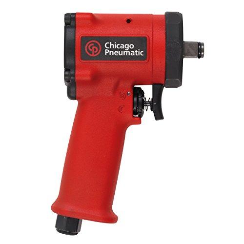 Preisvergleich Produktbild Chicago Pneumatic 8941077320 Druckluft Schlagschrauber, Type CP 7732 mit 1/2 Zoll Vierkant Lösedrehmoment, 610 Nm