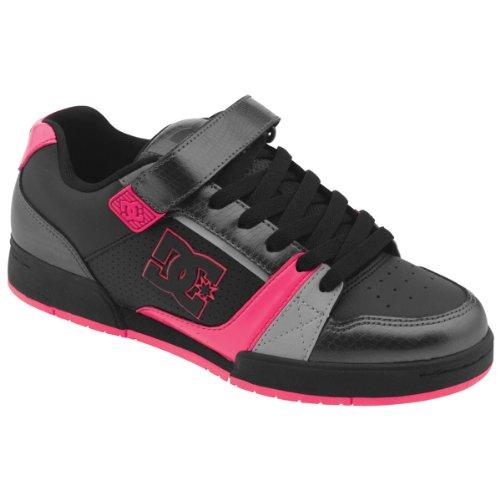 Damen Sneaker DC Tricky Women Black/Red