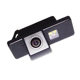 Akhan CAM10 - Farb Rückfahrkamera Einparkhilfe geeignet für Citroen C5