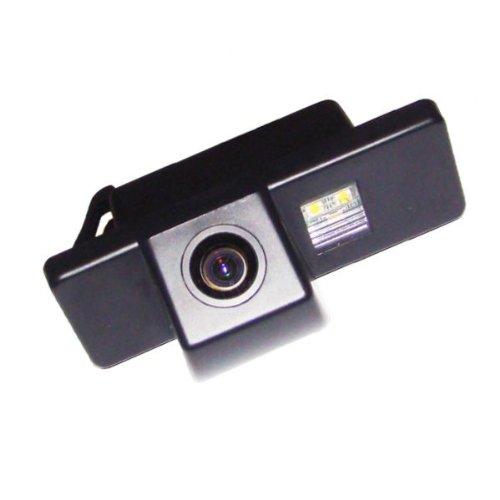 Akhan CAM10 - Farb Rückfahrkamera Einparkhilfe geeignet für Citroen C4