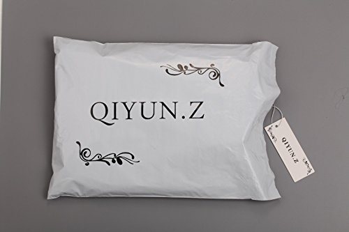 QIYUN.Z Femmes Sexy Outfit Midriff V Cou Tops Haute Cols Chemisiers Hauts Courts T-Shirt Blanc