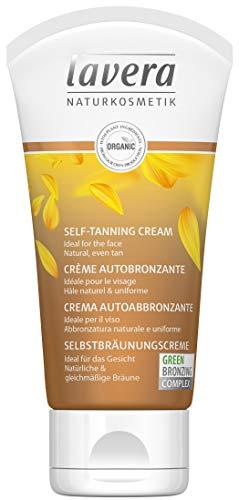 Lavera crema autoabbronzante viso - 50 ml.