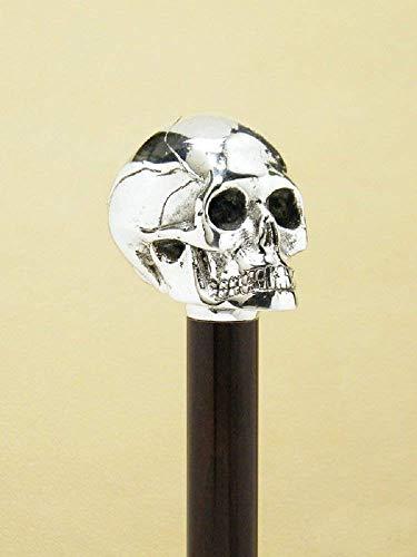 Walking stick collection head Skull. - Horn Walking Stick