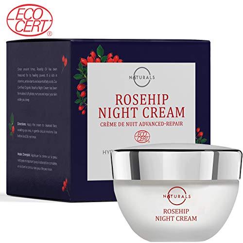 Crema Noche Anti-Envejecimiento O Naturals ECOCERT