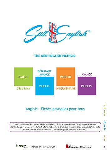 Anglais fiches pratiques Still English: niveau débutant à avancé (A1-C1) par Sophie Martinez