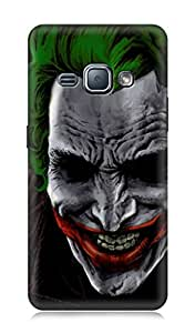 Samsung Galaxy J1(2016) 3Dimensional High Quality Designer Back Cover by 7C